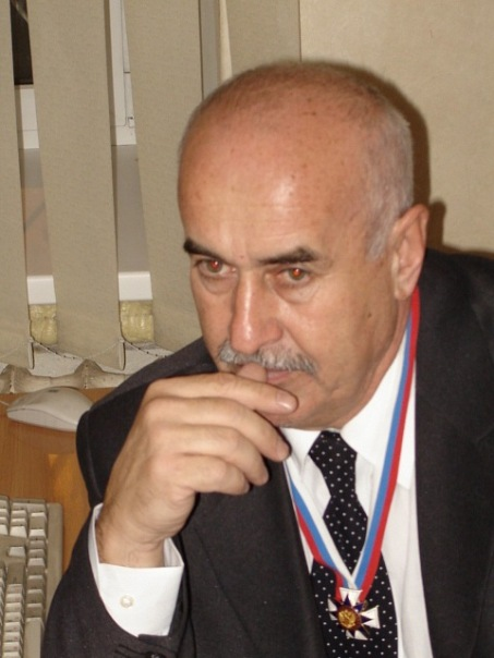 Сайпуди Абубакаров - представитель программы Книга Мира в Чечне