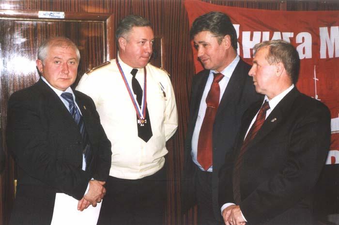 18.09.2006 капитан 1 ранга Бажанов Анатолий Владимирович